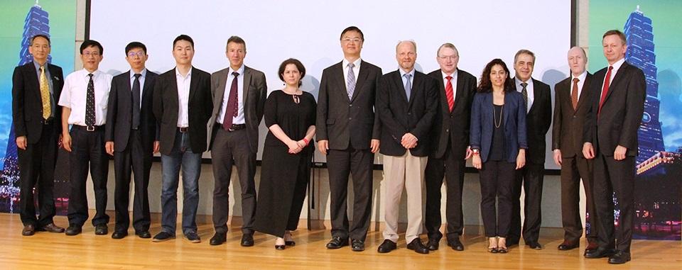 Taiwan-EU 5G cooperation