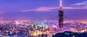 Taipei Skyline 101